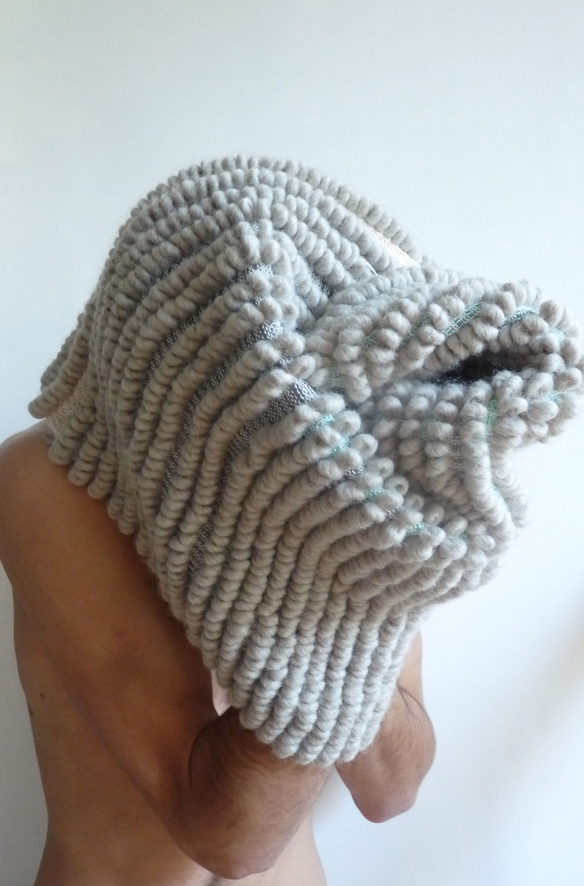 Tissu type velours